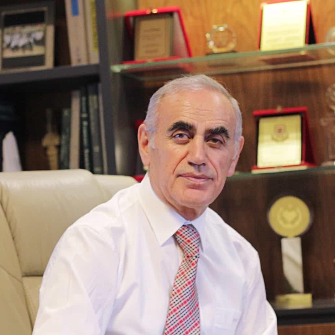 Prof. Dr. Hasan Serdaroğlu - Kadın Hastalıkları ve Doğum Uzmanı