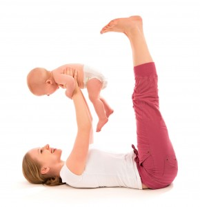 Doğum sonrası egzersizleri